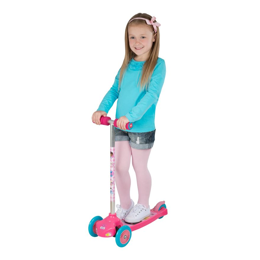 Disney Doc McStuffins Move n Groove Scooter image-0