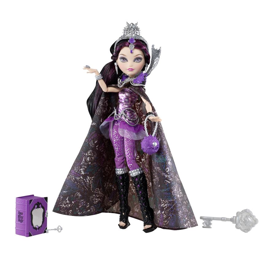 Ever After High Legacy Day Raven Queen Doll image-0
