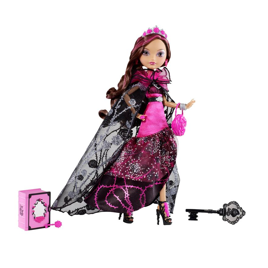 Ever After High Legacy Day Briar Beauty Doll image-0