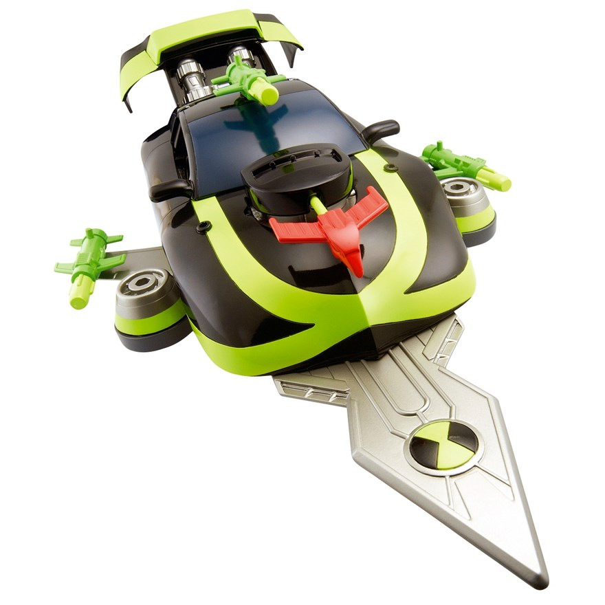Ben 10 Ben's Mark 10 Car image-1