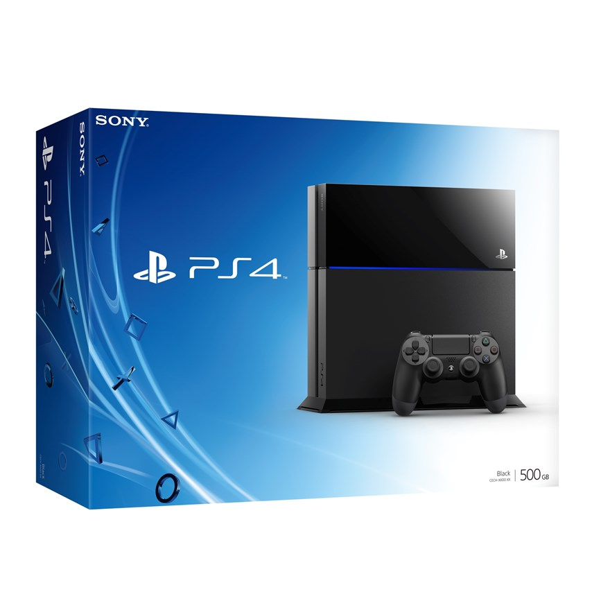 Playstation 4 Console image-1