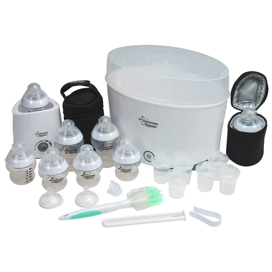 Tommee Tippee Closer To Nature Essentials Starter Kit image-0