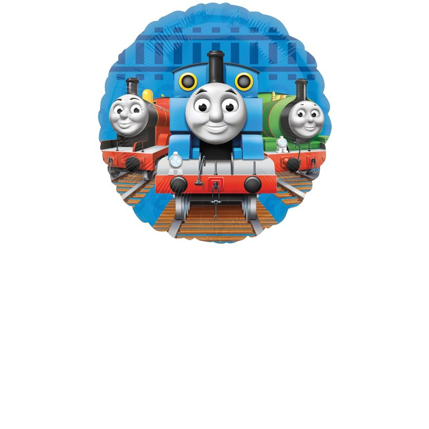 Thomas and Friends Foil Balloon