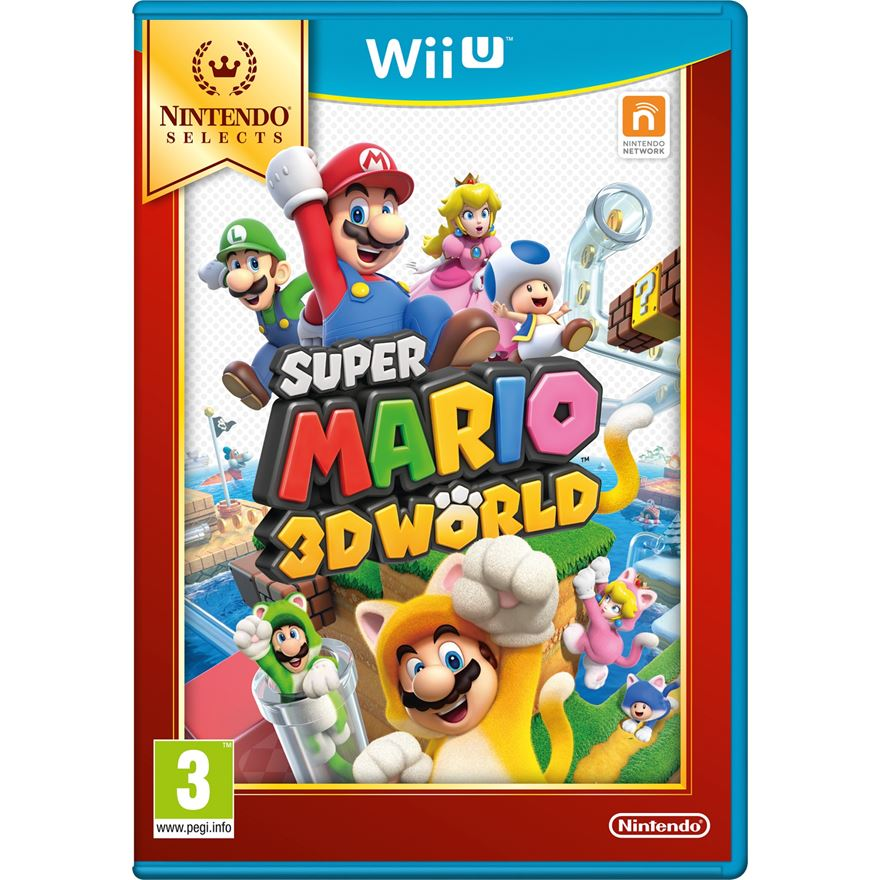 Super Mario 3D World WII U image-0