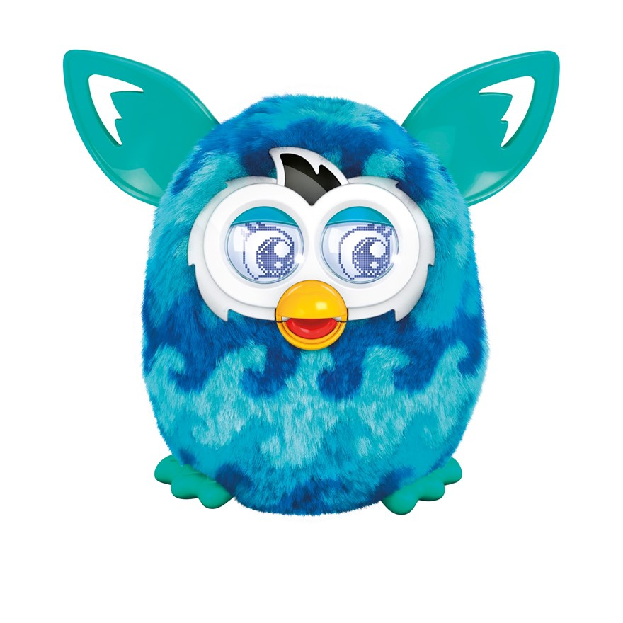 Furby Boom Sweet Waves Blue Wave image-0