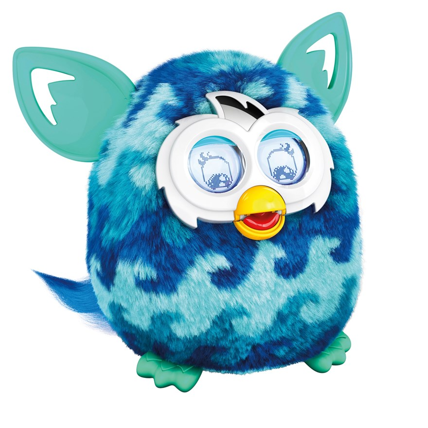 Furby Boom Sweet Waves Blue Wave image-1