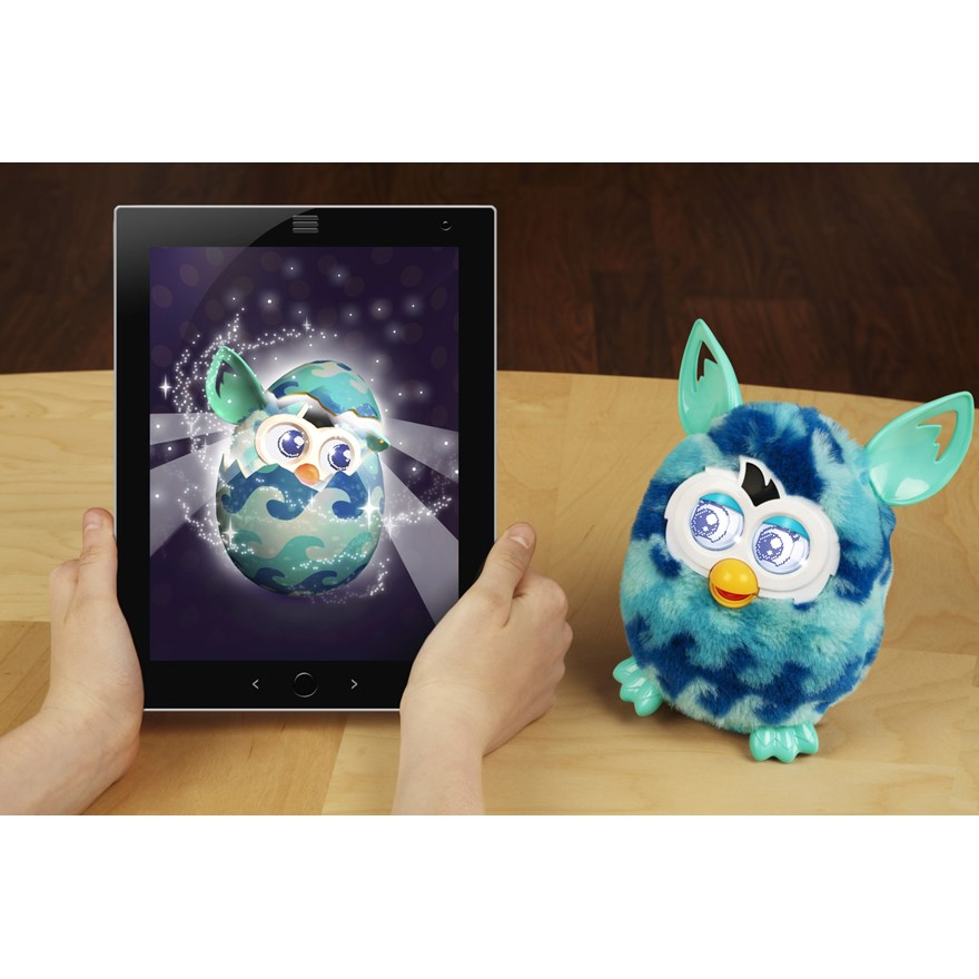 Furby Boom Sweet Waves Blue Wave image-3