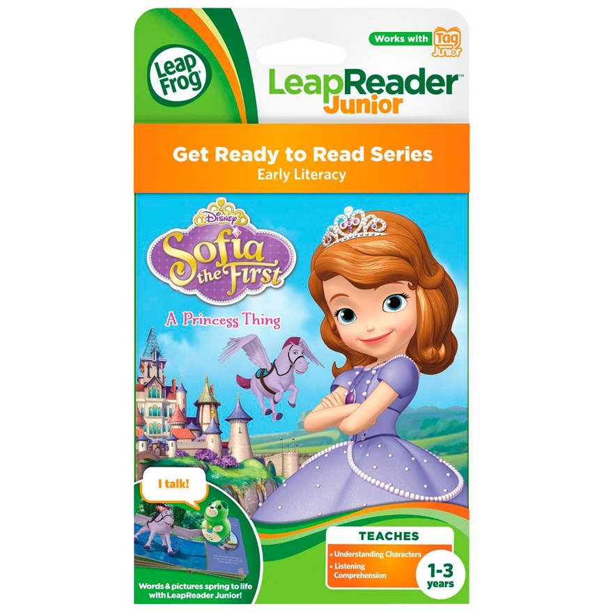 LeapFrog® LeapReader™ Junior Book: Sofia the First image-0
