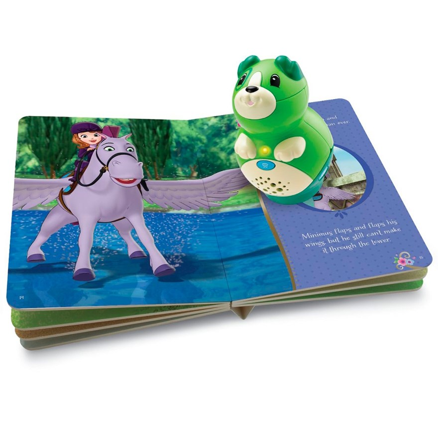 LeapFrog® LeapReader™ Junior Book: Sofia the First image-3
