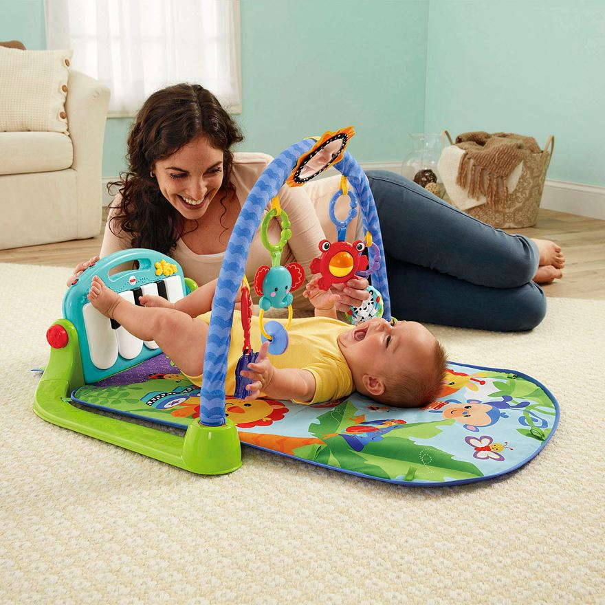 Fisher-Price™ Kick & Play Piano Gym image-0