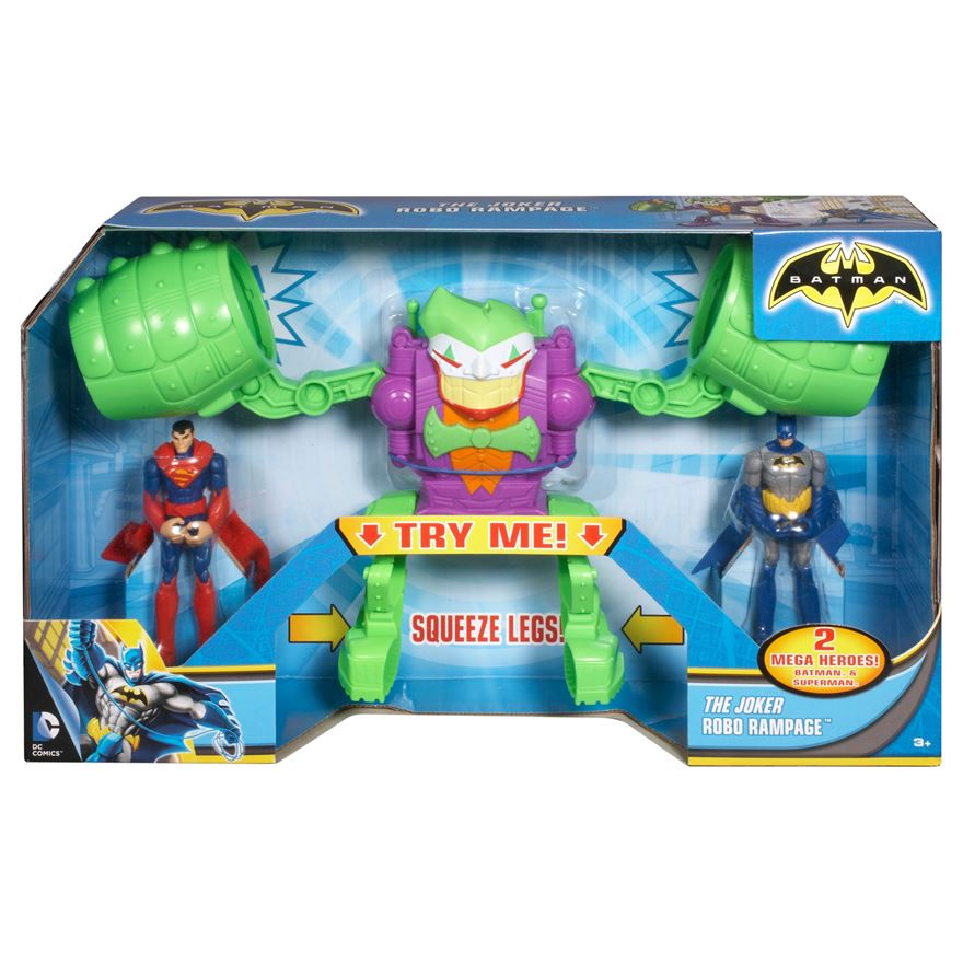 Batman Robo Rampage Battle in a Box image-3