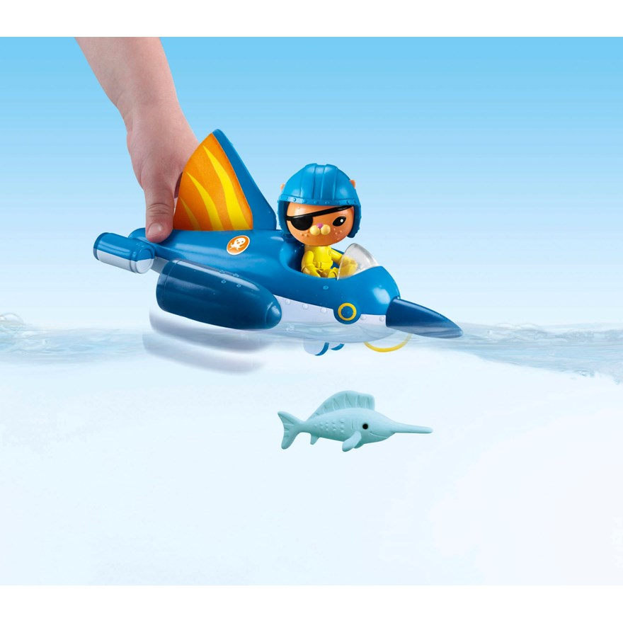 Octonauts Gup-R Sailfish Vehicle image-0