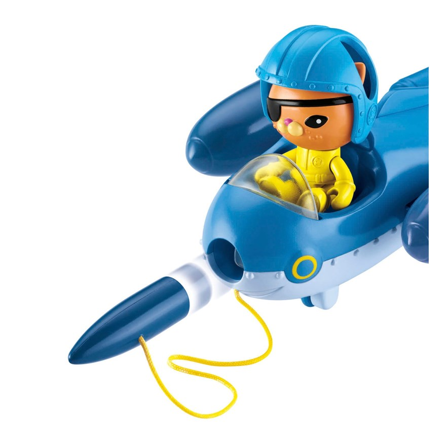 Octonauts Gup-R Sailfish Vehicle image-1