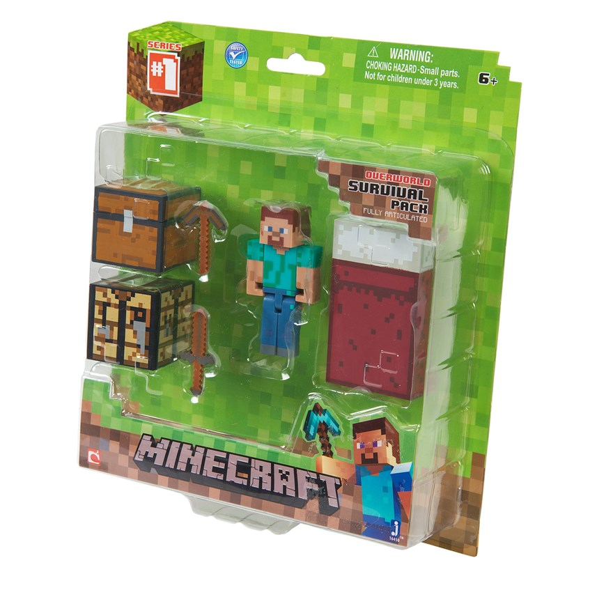 Minecraft Core Player Survival Pack image-3