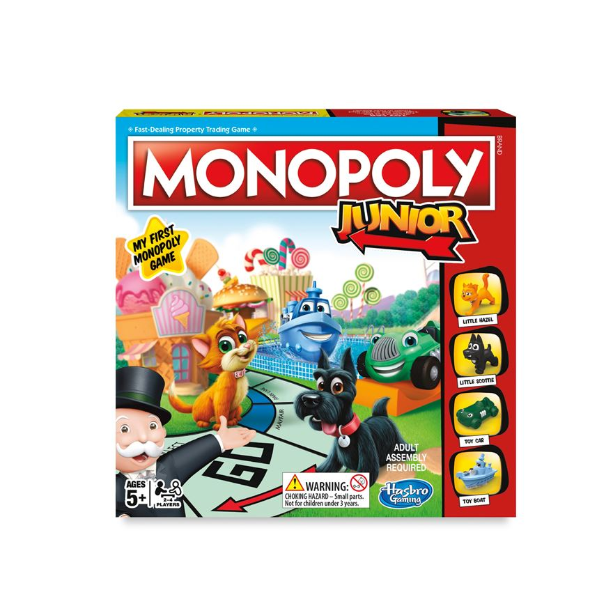 Monopoly Junior image-0