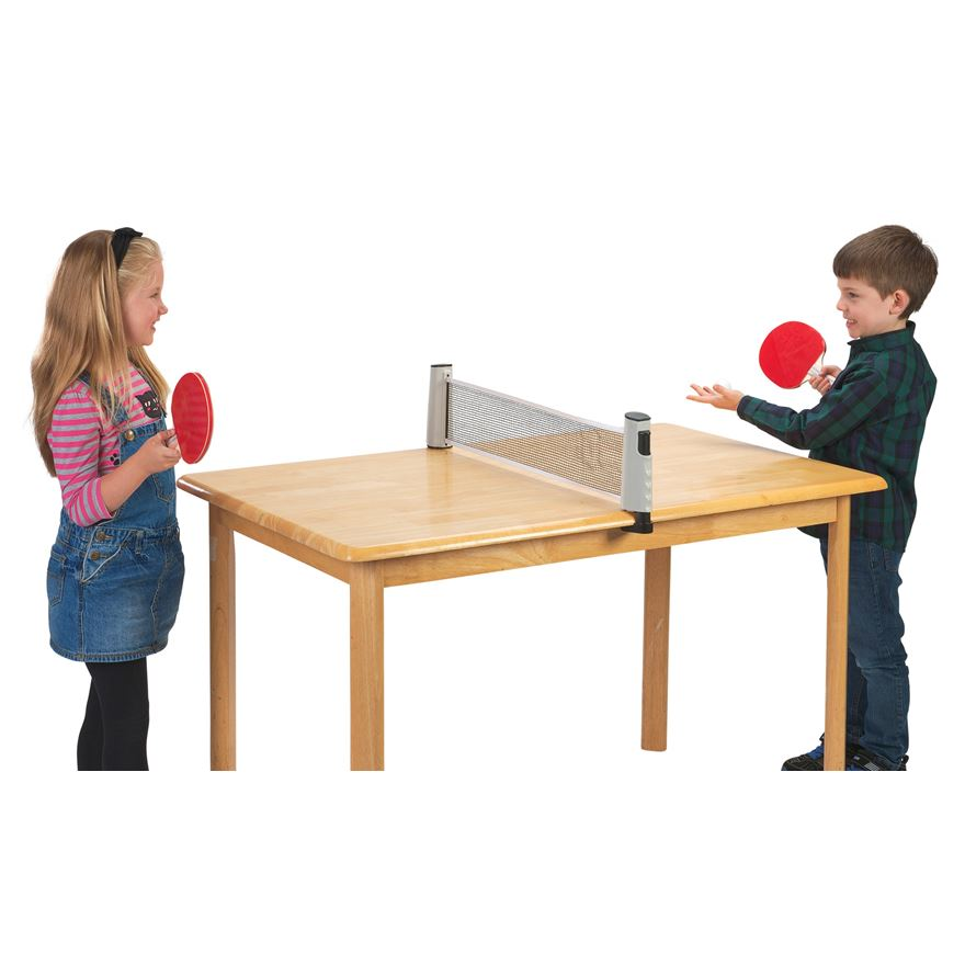 Adjustable Table Tennis Set image-0