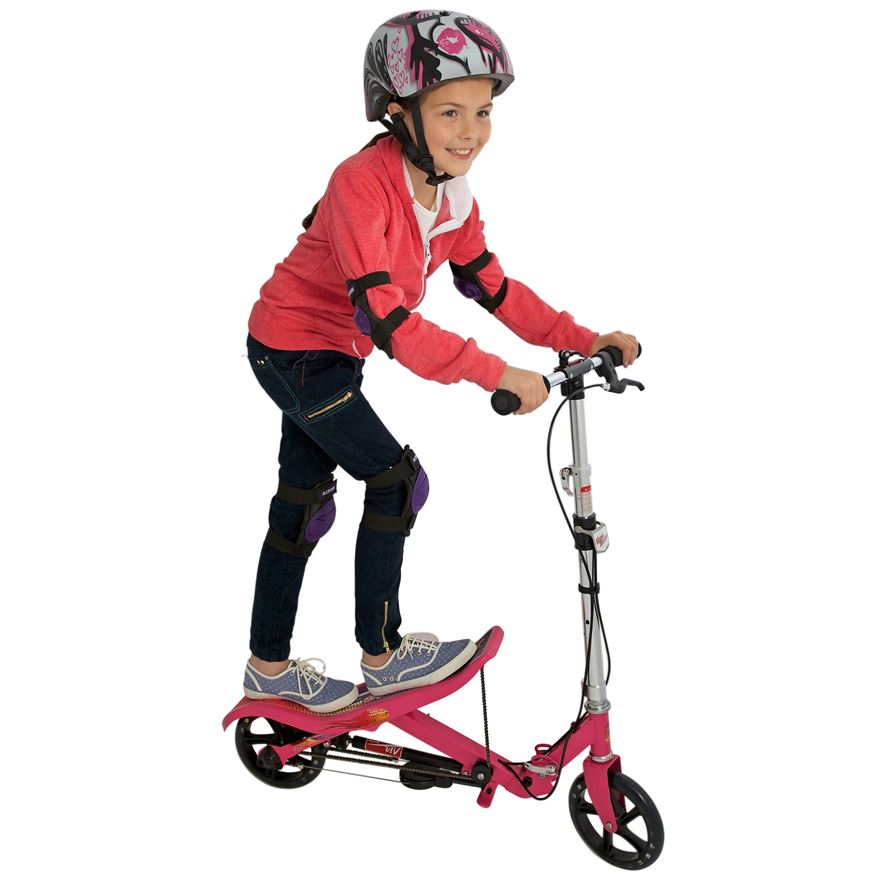 Space Scooter Pink image-0