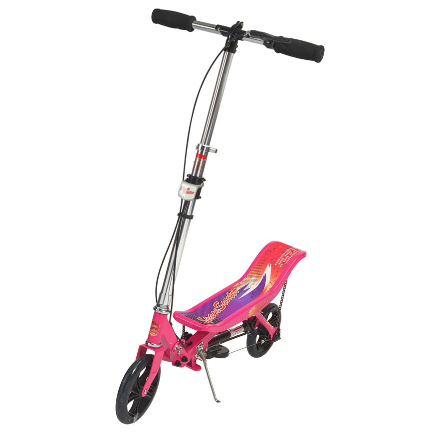 Space Scooter Pink image-3