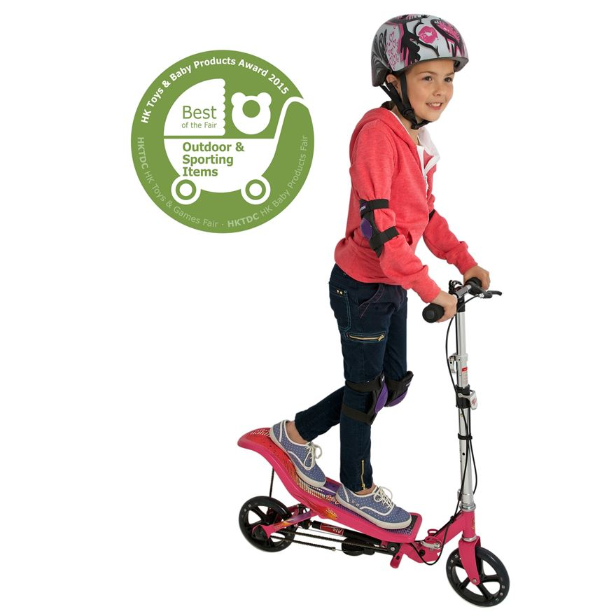 Space Scooter Pink image-5