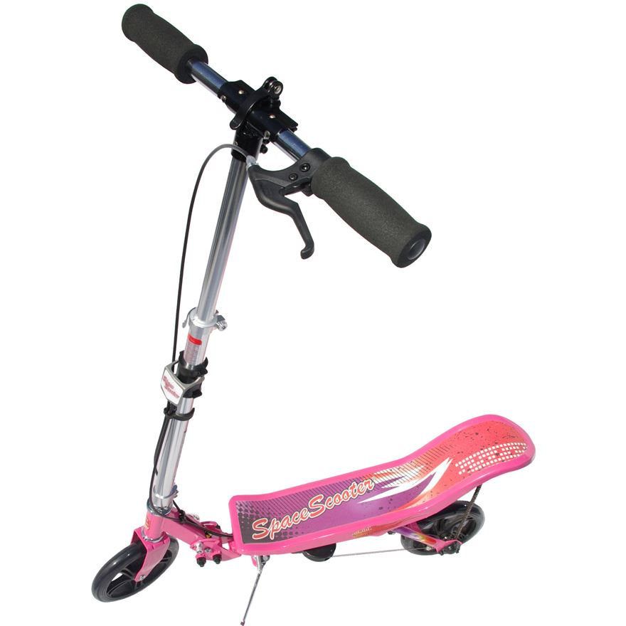 Space Scooter Pink image-10
