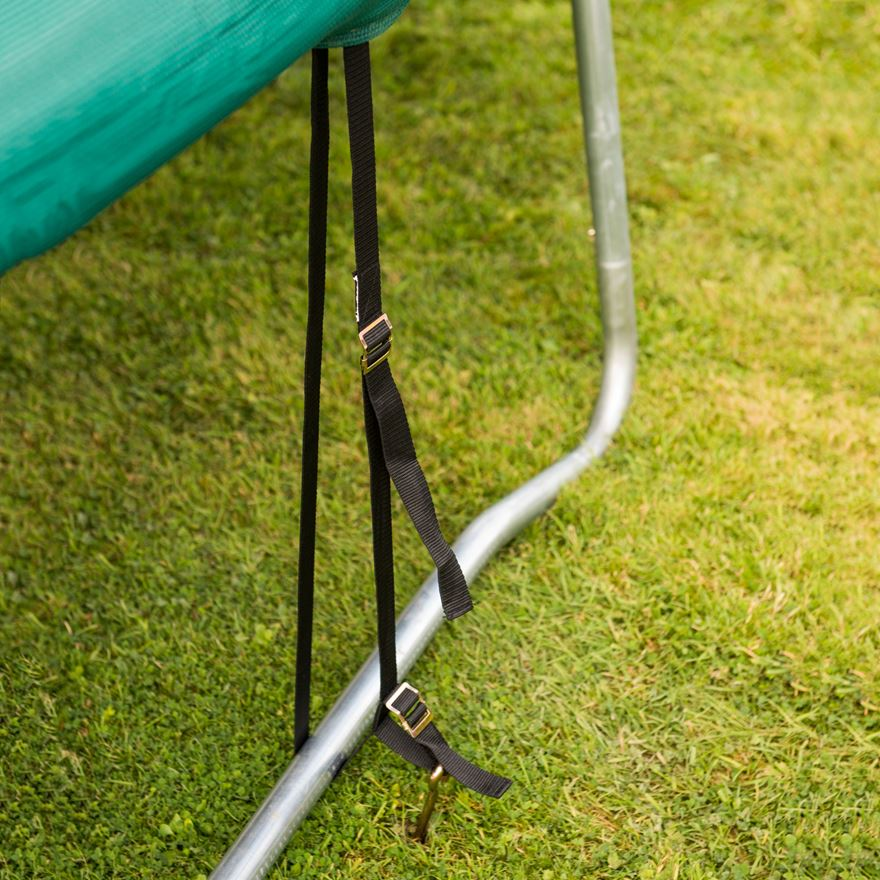 6 and 8ft Trampoline Tie Down Kit image-0
