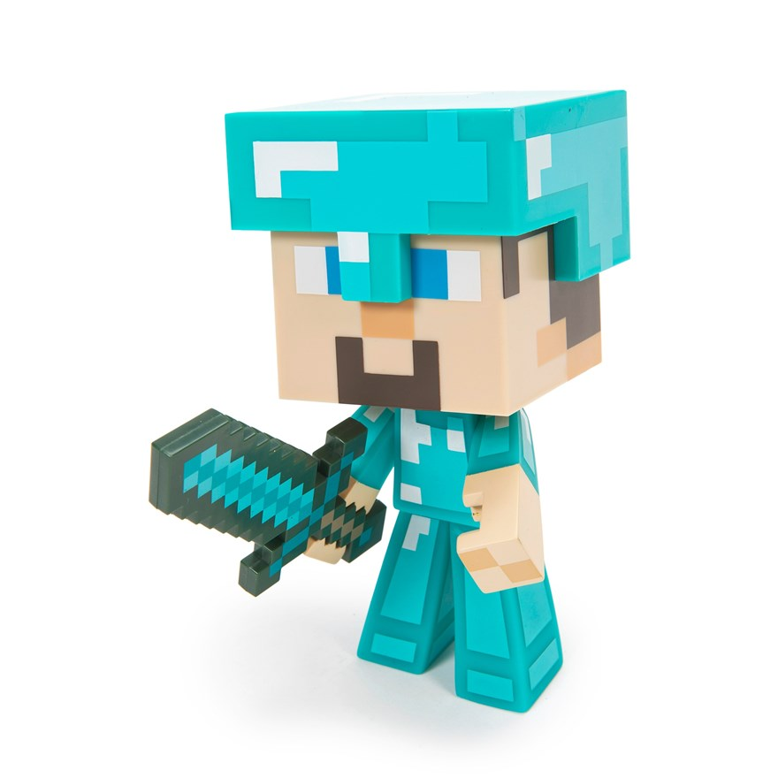 Minecraft Vinyl Diamond Steve image-4