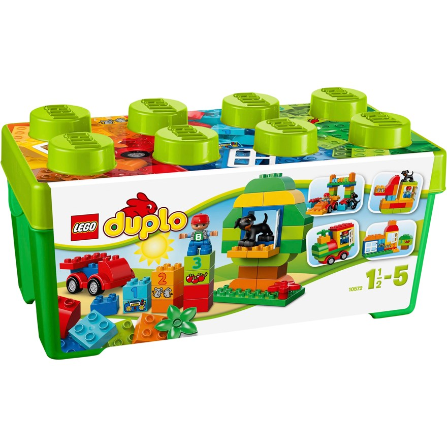 LEGO Duplo All-in-One-Box-of-Fun 10572 image-0