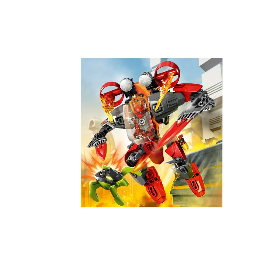 LEGO Hero Factory Furno Jet Machine 44018 image-2