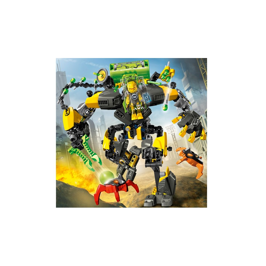 LEGO Hero Factory Evo XL Machine 44022 image-1