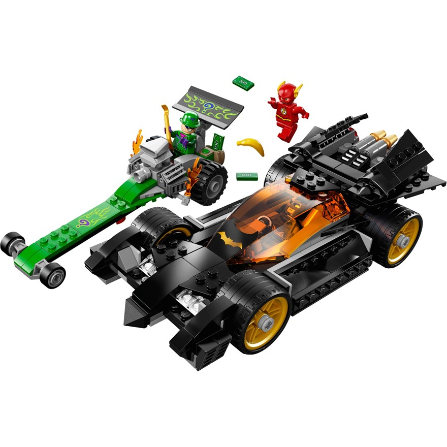 LEGO Superheroes The Riddler Chase 76012 image-6