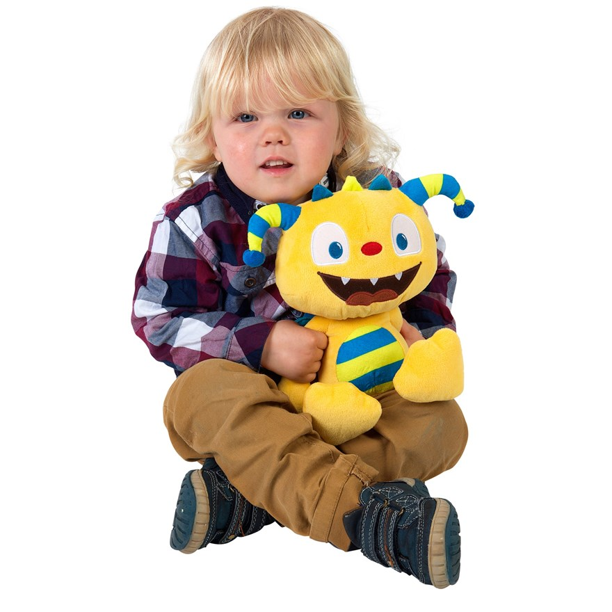 Henry Hugglemonster Henry Soft Toy Talker image-0