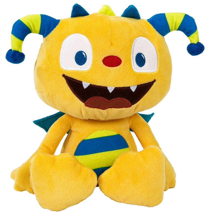 Henry Hugglemonster Soft Toy Talker image-1
