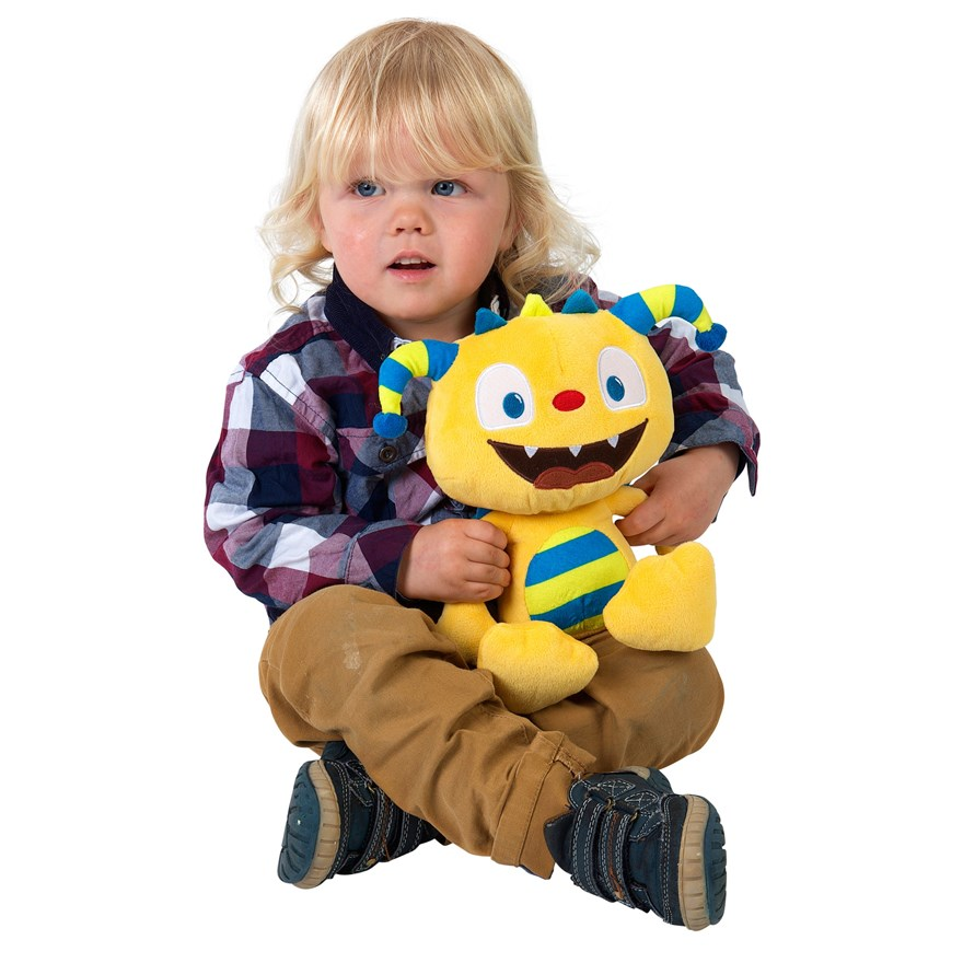 Henry Hugglemonster Soft Toy Talker image-2