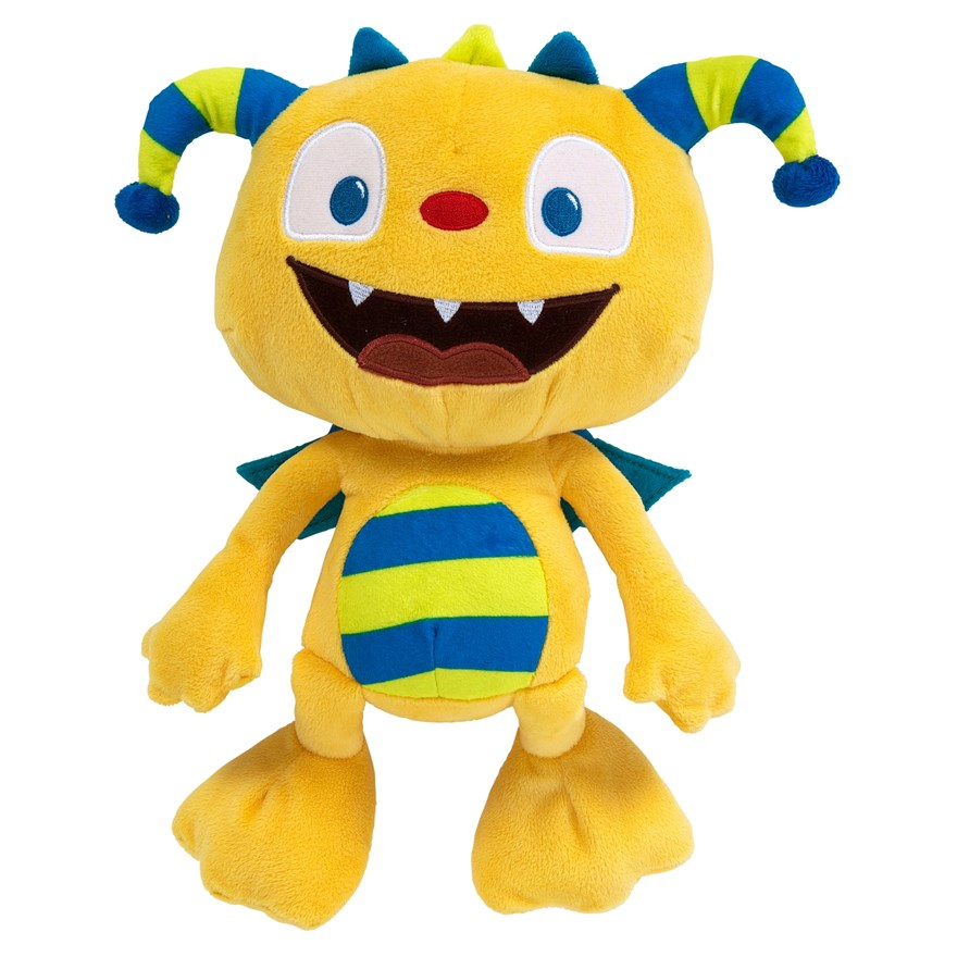 Henry Hugglemonster Soft Toy Talker image-5
