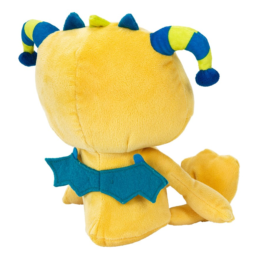 Henry Hugglemonster Soft Toy Talker image-6