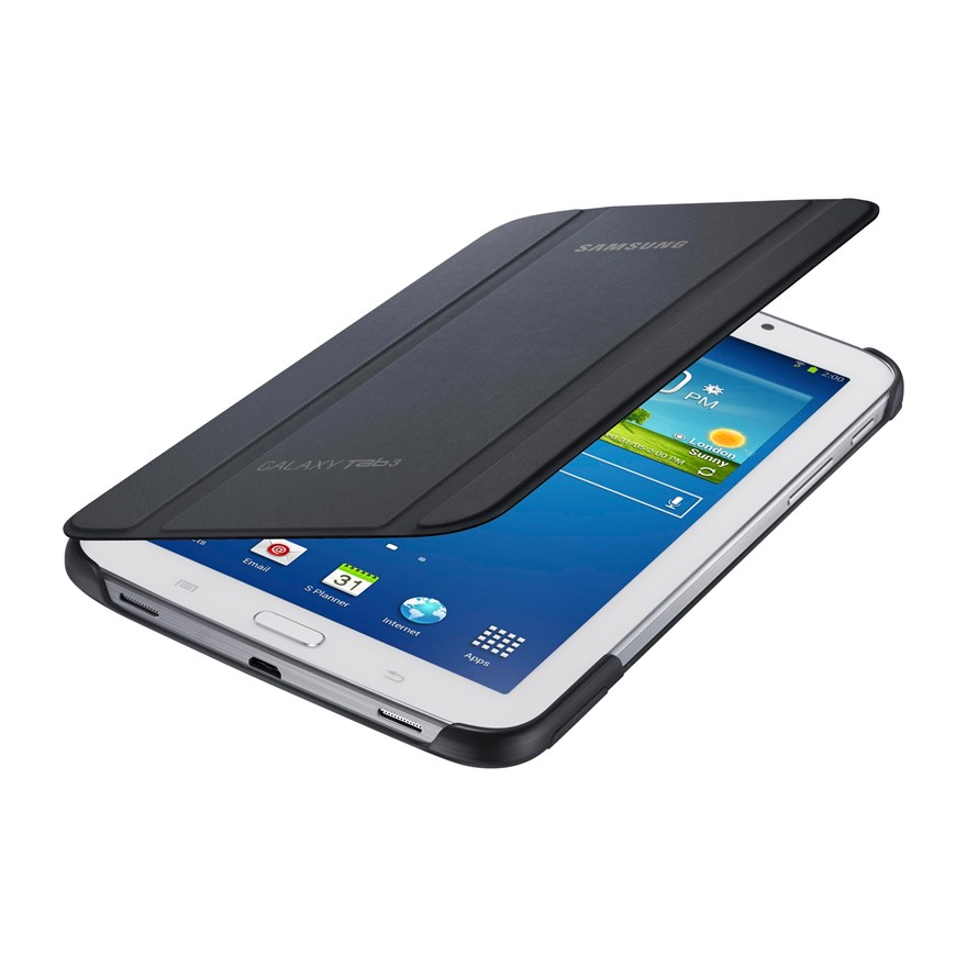 Samsung Tab 3 7in Book Cover Grey
