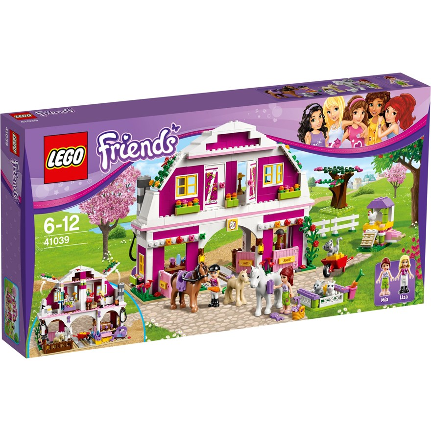 LEGO Friends Sunshine Ranch 41039 image-0