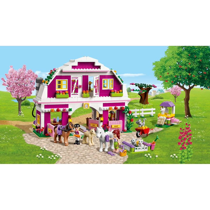 LEGO Friends Sunshine Ranch 41039 image-1