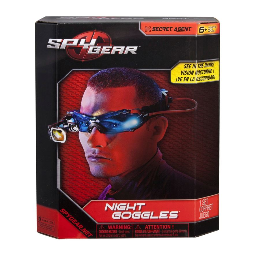 Spy Gear Night Goggles image-2
