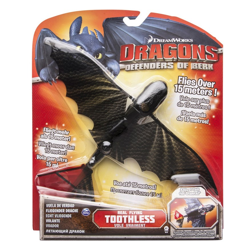 How to Train Your Dragon 2 Racing Toothless image-1