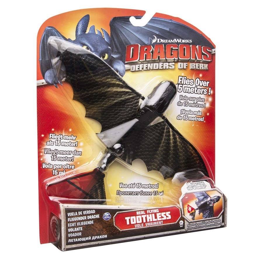How to Train Your Dragon 2 Racing Toothless image-2