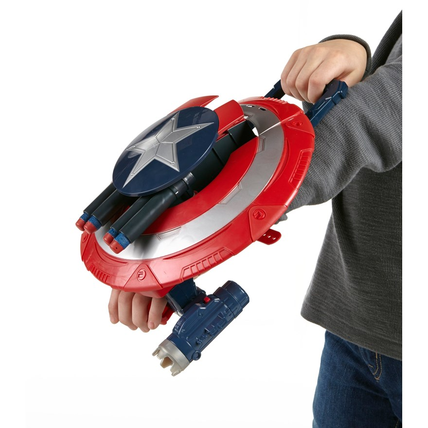 Avenagers Captain America Stealthfield Shield image-2