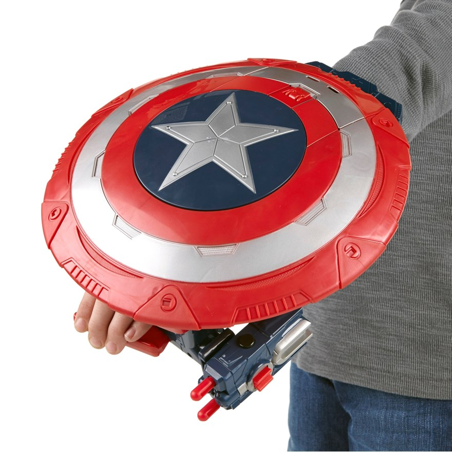 Avenagers Captain America Stealthfield Shield image-3
