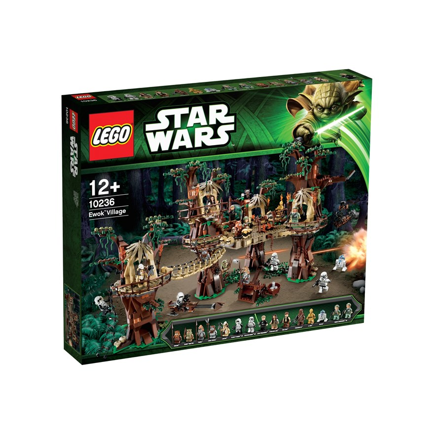 LEGO Star Wars Ewok Village 10236 image-0