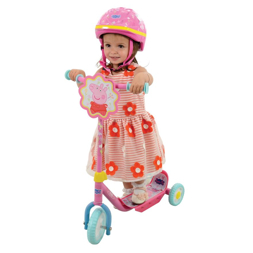 Peppa Pig Tri Scooter image-0