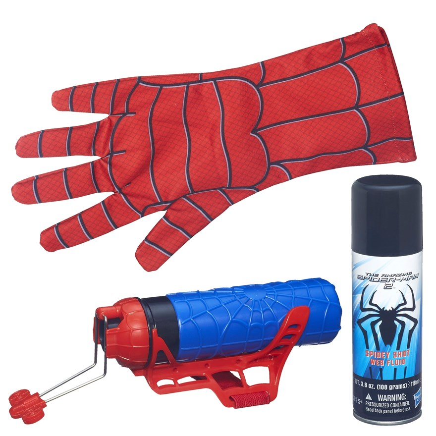 Amazing Spider-Man 2 Mega Blaster Web Shooter with Glove image-4
