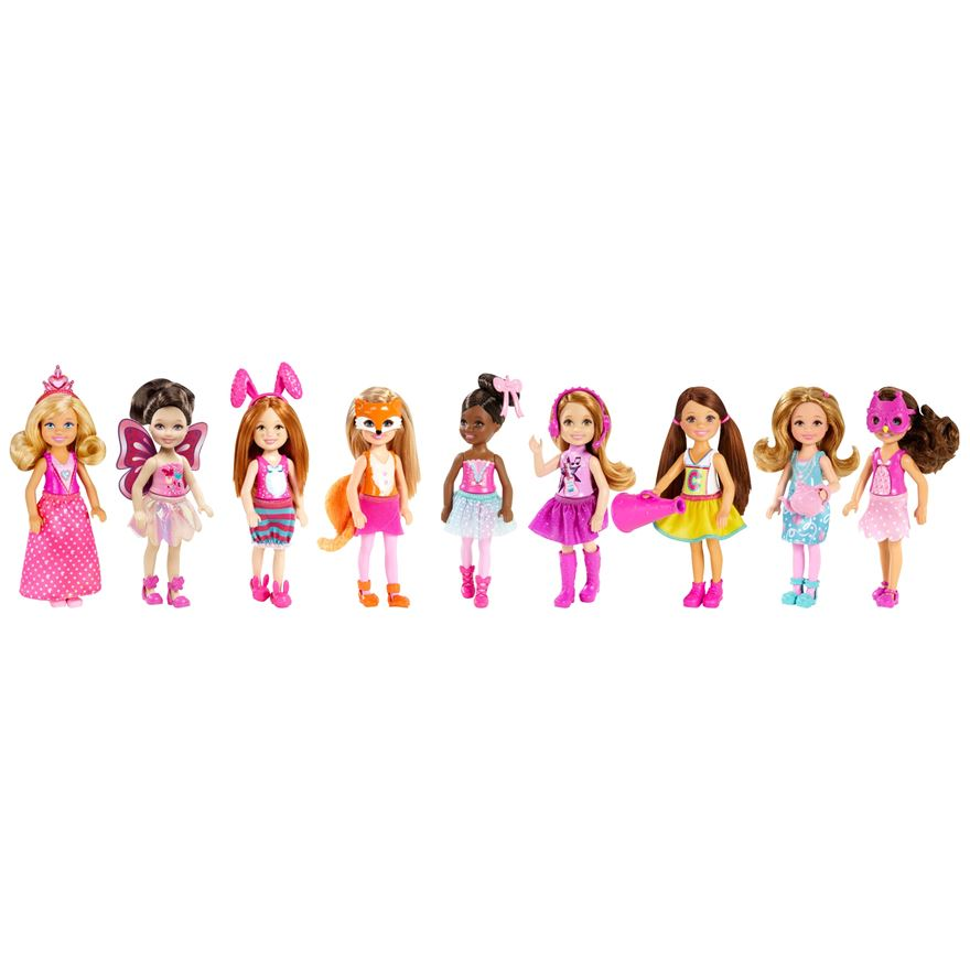 Barbie Sisters Assortment image-0