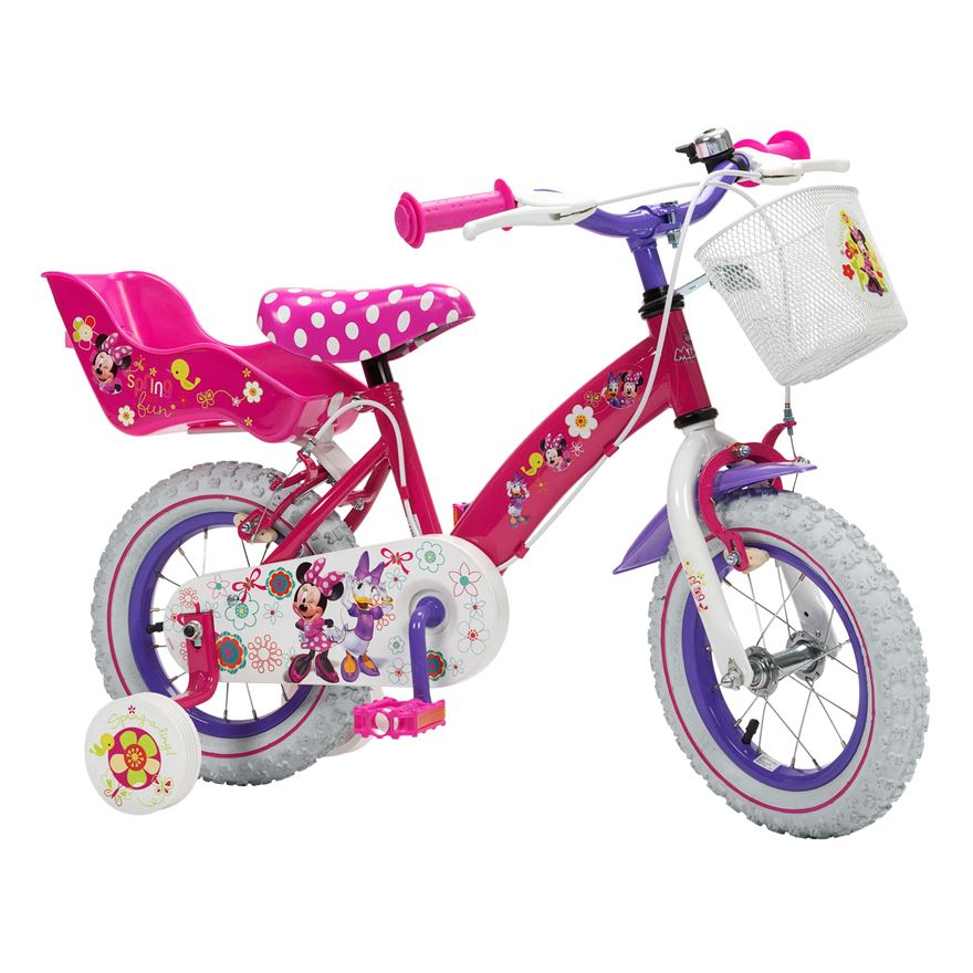 12 Inch Minnie Bow-Tique Bike image-0