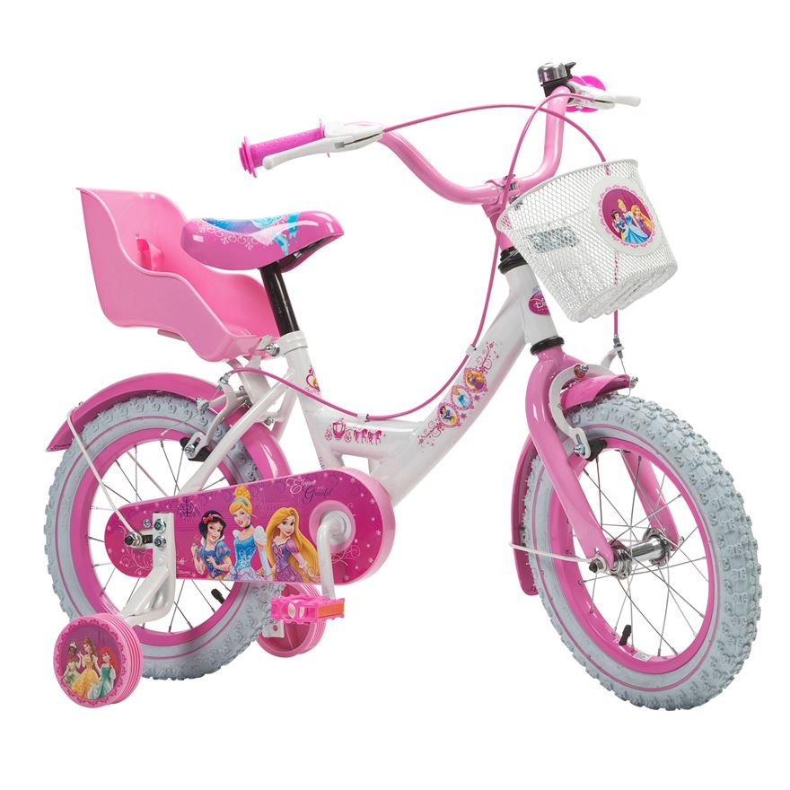 14 Inch Disney Princess Bike image-0