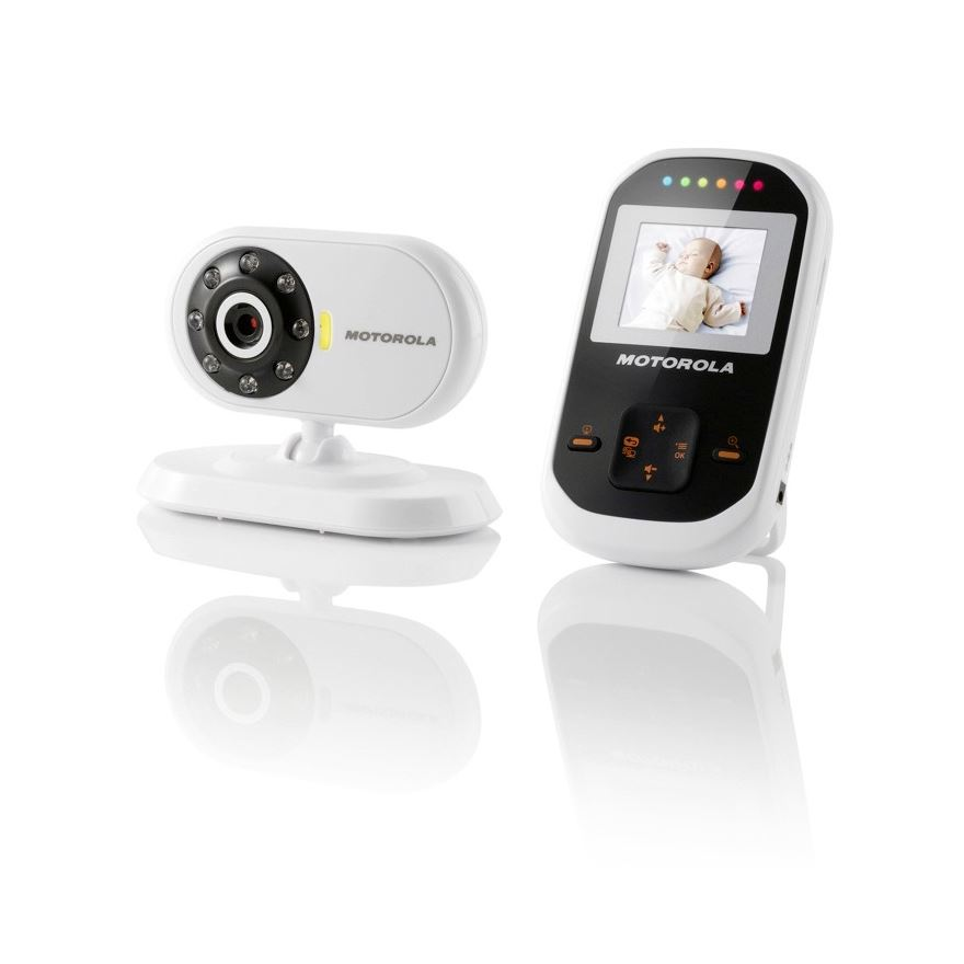 Motorola Video Baby Monitor MBP18 image-0